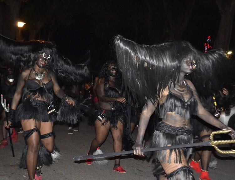 Vim ouvre le carnaval 2017