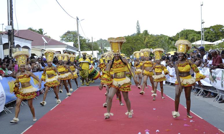 Grande parade sur la Galette