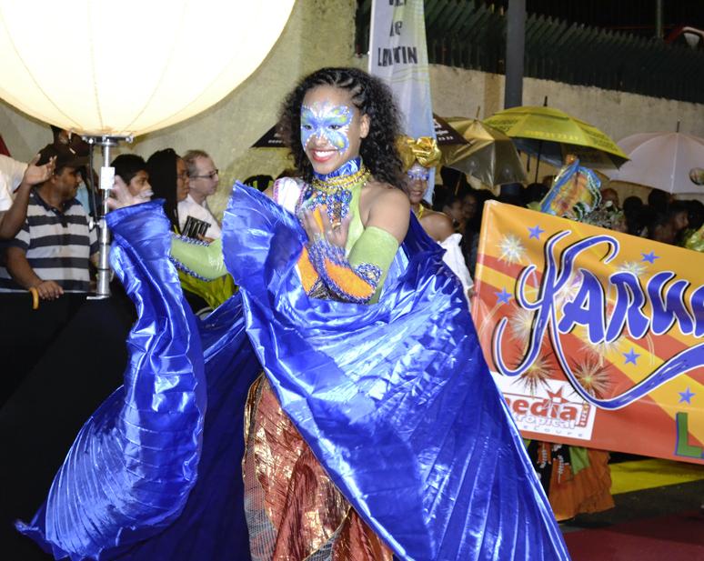 La nuit du carnaval