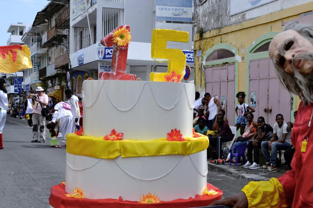 L'anniversaire des 15 ans du groupe Atafaya