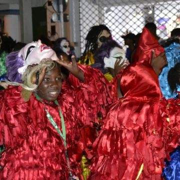 Atafaya, Mardi gras, Basse-Terre, 2017
