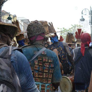 Yo min'm, Mardi gras, Basse-Terre, 2017