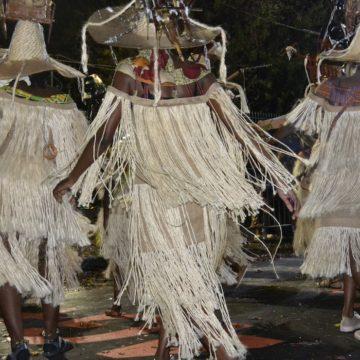 Restan La, Charèt La, Mardi gras, Basse-Terre, 2017