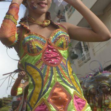 Soleil d'Argent, L'envers du décor, Mardi gras, Basse-Terre, 2017