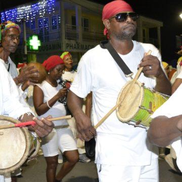 Mas a Wobè, Lamentin, La nuit du carnaval, 2017