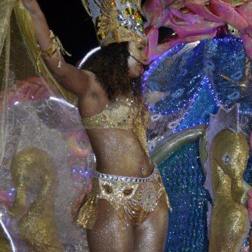 1ère dauphine du carnaval, Les Abymes, 2017
