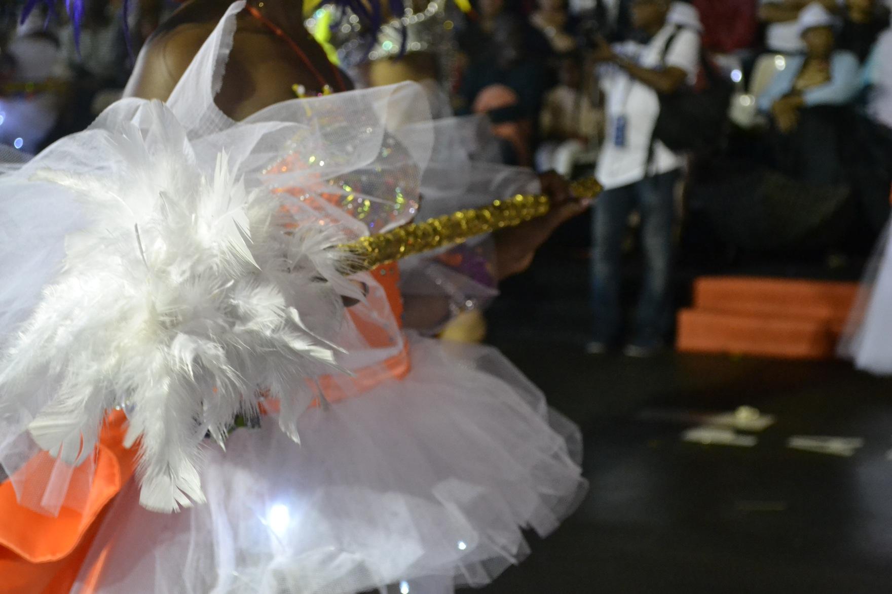 Magistral, La fée luciole, Lundi gras, Basse-Terre, 2017