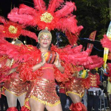 Golden Stars 114, 3'Ry Land, un monde de réjouissances, Mardi gras, Basse-Terre, 2017