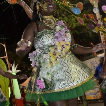 Karmélo, Le jardin magique de Karmélo, Mardi gras, Basse-Terre, 2017
