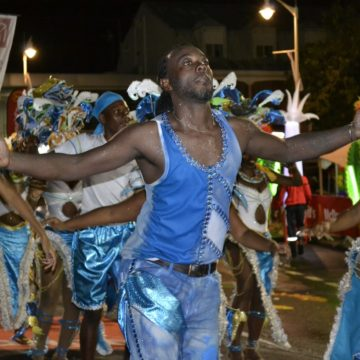 Atout Band, Karujet, Atout Band champion, Mardi gras, Basse-Terre, 2017