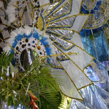 Waka CHiré Band, Une goutte d'eau suffit à rendre un monde heureux, Mardi gras, Basse-Terre, 2017