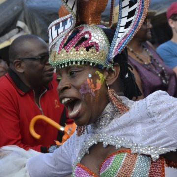 Avan Van, Festi Foly Musicale, Mardi gras, Basse-Terre, 2017