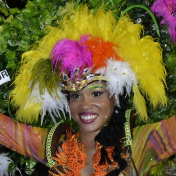 Kasika, L'arbre et les racines de la réjouissances, Mardi gras, Basse-Terre, 2017