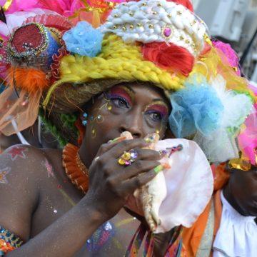 Lyannaj, Réjouissances royales, Mardi gras, Basse-Terre, 2017