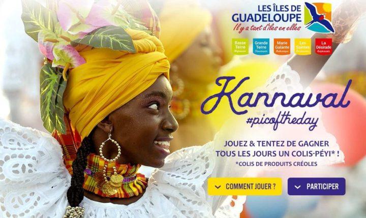 Des gagnants tous les jours pendant le carnaval des Iles de Guadeloupe