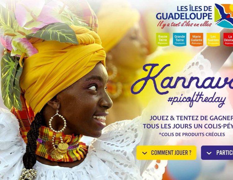 Jouez avec le carnaval de Guadeloupe