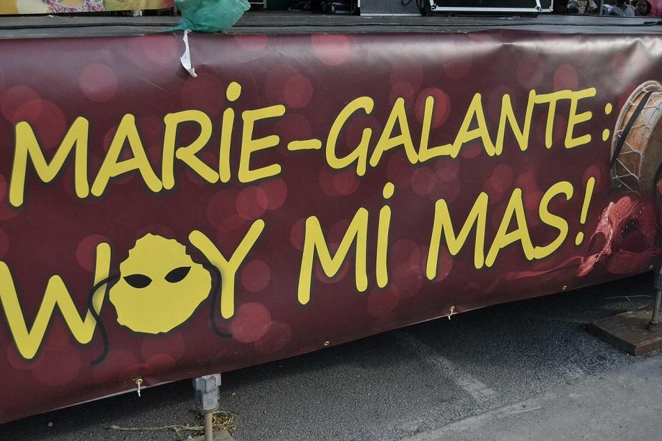 Marie-Galante fait son carnaval