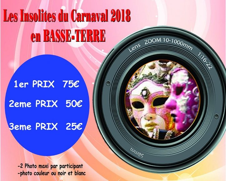 Concours photographie