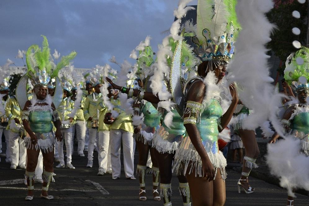 Les festivités du carnaval ont vraiment commencé dimanche