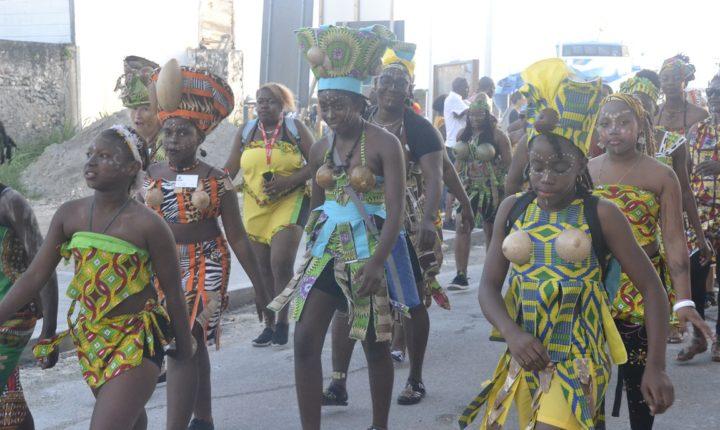 Carnaval mitigé sur la Grande Galette