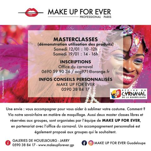 Master Class Maquillage