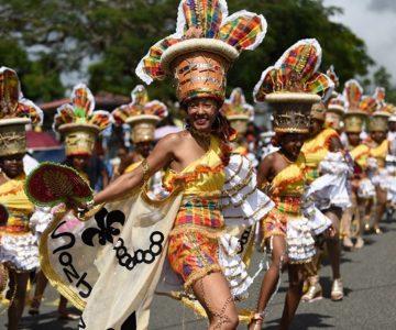 Volan an lari la et Kannaval Lima'ss ce week-end