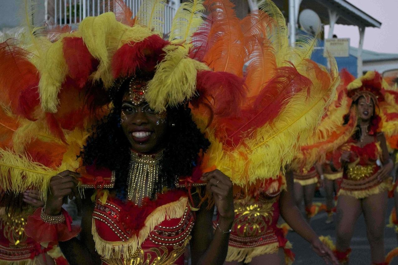 Tout le gratin carnavalesque était présent au Goziéval