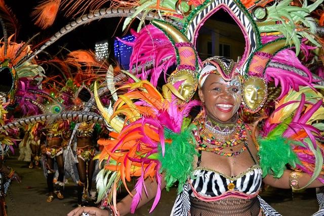 Ambiance et chaleur au carnaval ce week-end